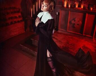 Teresa Beria cosplay costume anime Seikon no Qwaser