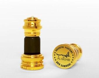Oud Cambodi - Pure agarwood oil from Cambodia oriental perfume