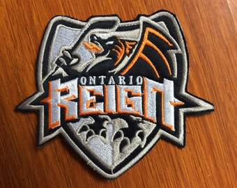 Patch badge Ontario Reign - ECHL - Defunct