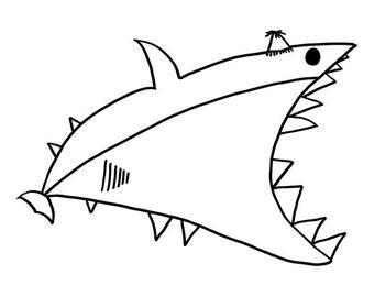 Birthday Shark T-Shirt