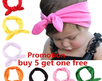 50% off Kids cotton knot headband, baby girl headbands, kids headbands, infant headband,toddles headband,Christmas Gift, accessories, HEA-06