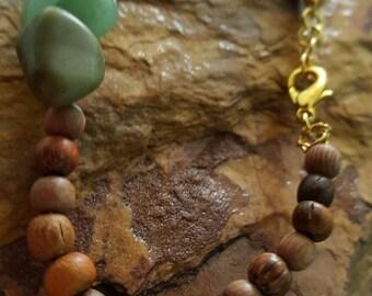 Earthly bracelet