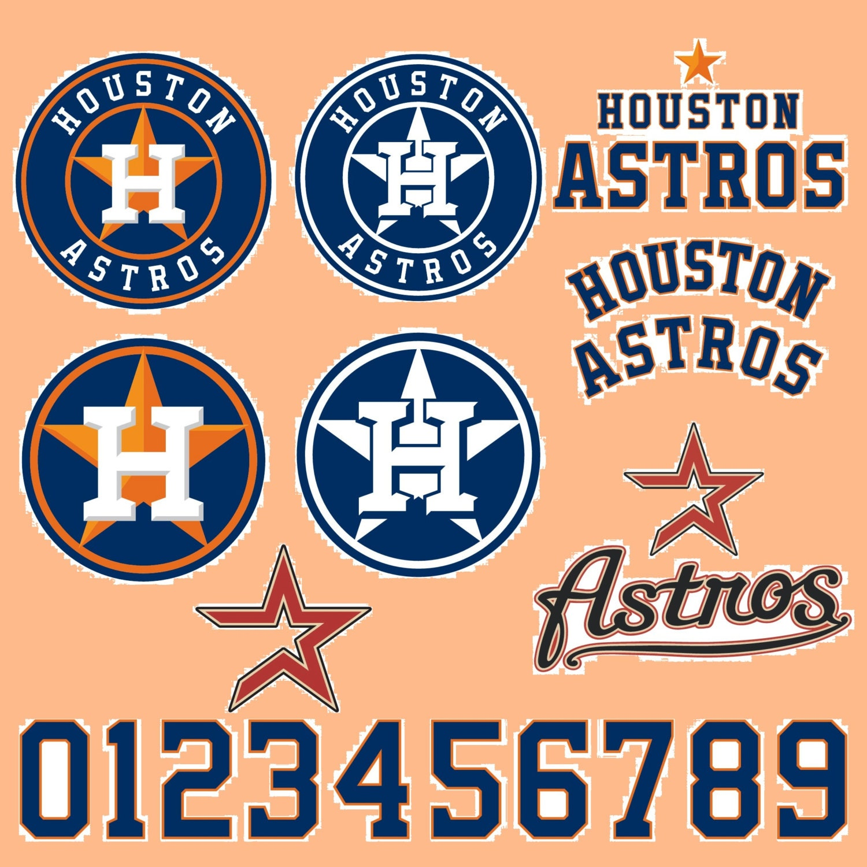 Houston Astros Embroidery Design Joy Studio Design