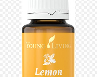 Young Living Lemon Essential oil- 15mL
