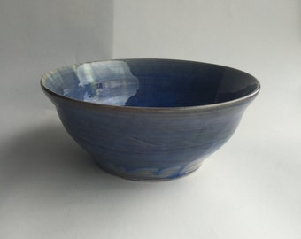 Dark Blue Bowl