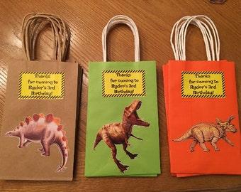 Dinosaur Gift Bags (12)