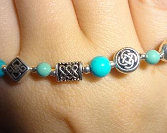 Celtic bracelets