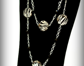 Walk On the Wild Side Necklace