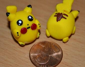 Chubby Pikachu Figurine