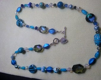 Blues Necklace