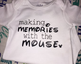 Making Memories With the Mouse