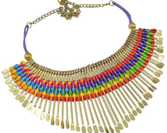 RV Fashion Designer Necklace For Women And Girls
