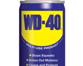 WD-40 Lubricant 100ml