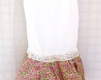 2T/3T t-shirt dress, girls, children, toddler,  dress