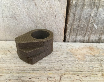 STAIRWAY | Wooden | 3D printed wooden ring