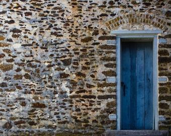 Blue Door- Batsto Village