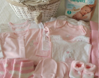 Beautiful girls light pink starter set first size.