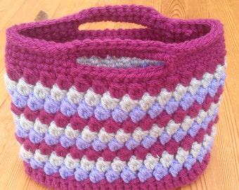 Crochet Clutch Bag, Handbag