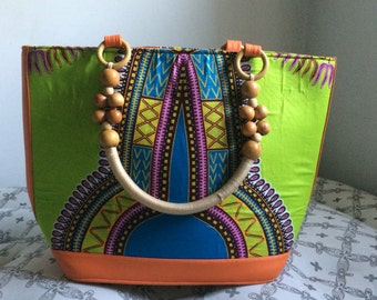 African quality bag