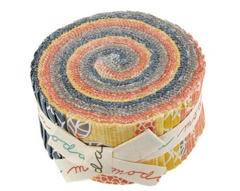 Autumn Woods Jelly Roll By Moda