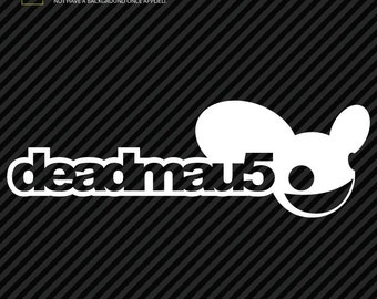 Deadmau5 Dj Vinyl Decals Stickers (2)