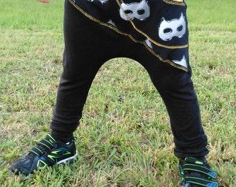 Batman Inspired Harem Pants