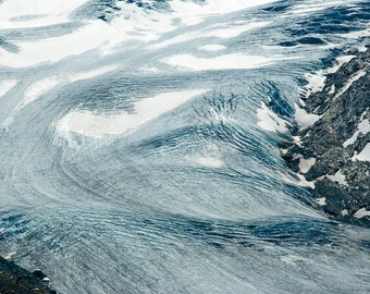 Glacier | Blue Cold Ice | Zermatt | Matterhorn | | Fine Art Photography | polychromatophil | Mountain | Landscape | Photo