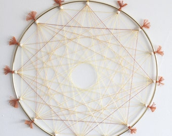 Delphine Wall Hanging