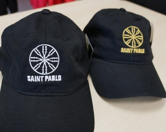 Saint Pablo Tour Merch Embroidery Dad Hat