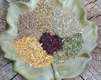 Organic Focus And Clarity Tisane (tea)