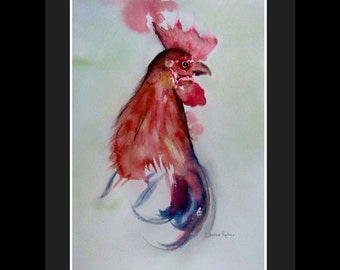 Rooster in the Henhouse