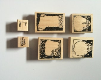 Stampin Up holiday Christmas stamps