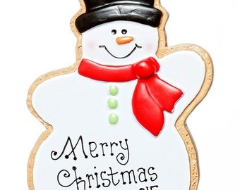 Frosty the Snowman Personalized Ornament-Comes with Free Gift Bag