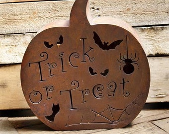 Trick or Treat Lantern