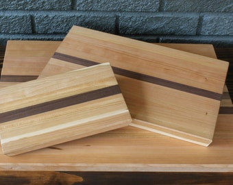 Set of 3 Gourmet Cutting Boards