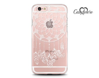 iPhone 7 Clear case, iPhone 6s case, Rubber case, iPhone cases, iPhone 6 case, iPhone 7 Plus case, Galaxy case, Galaxy S7 case, Dreamcatcher
