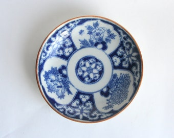 Japanese antique plate.