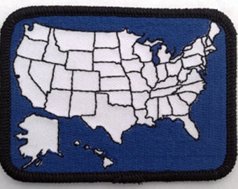 Travel Patch USA