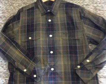 Boys BARBOUR shirt age 6yrs