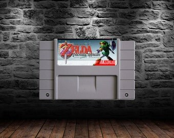 Legend of Zelda Parallel Worlds - Relive the classic Legend of Zelda World in an all-new Game - SNES