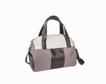 Handbag Rena, grey