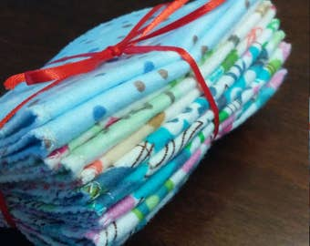 Super Soft Flannel Baby Wipes