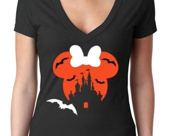 Disney Family Shirts, Matching Family Disney Halloween Shirts, Family Disney Shirts, Matching Disney Couple Shirts, Minnie Mickey Shirts
