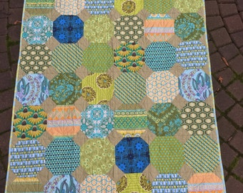 Octagon Meadows Quilt