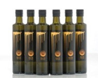 Nuggetty Creek Extra Virgin Olive oil 6 pak 500ml