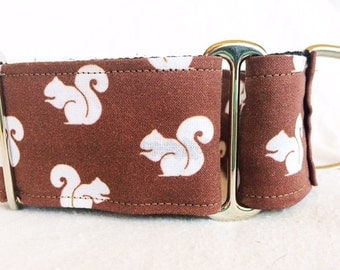 Geometric Squirrels Martingale