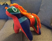 Pantone the Recycled Fabric Horsey
