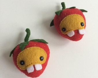 Derpy Strawberry