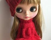 Babydoll sweater for Blythe-fiesta