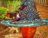 Bluemoose Costume Witch Hat            Gothic Hippie